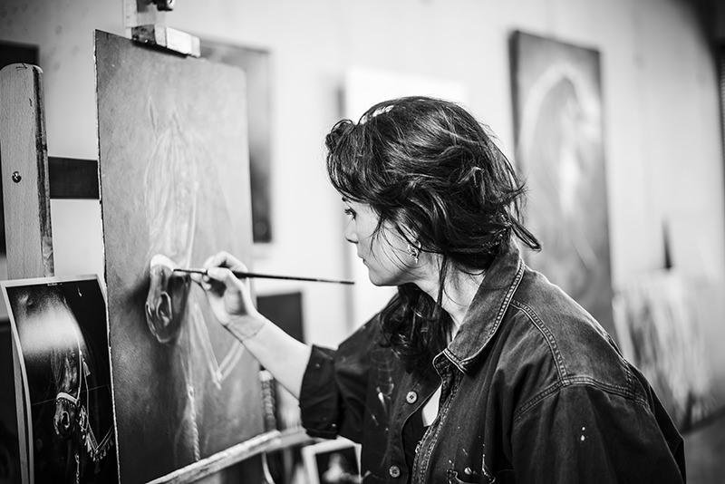 Mirelle Vegers beeldend professioneel kunstenaar